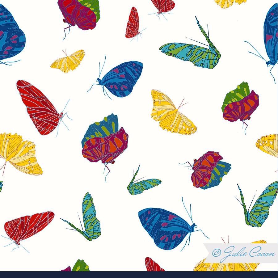 Kinderstoff-Schmetterling_Textildesign_Julie-Cocon
