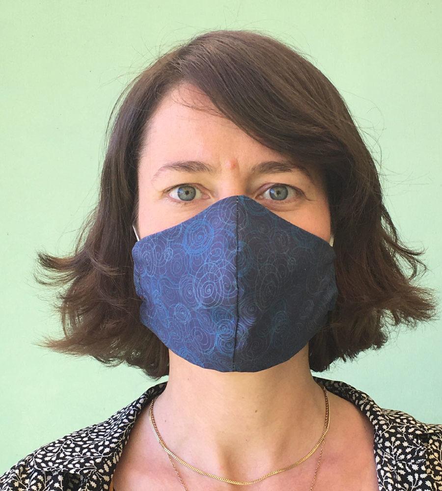Stoffmaske-Bio-Baumwolle-dance-blau